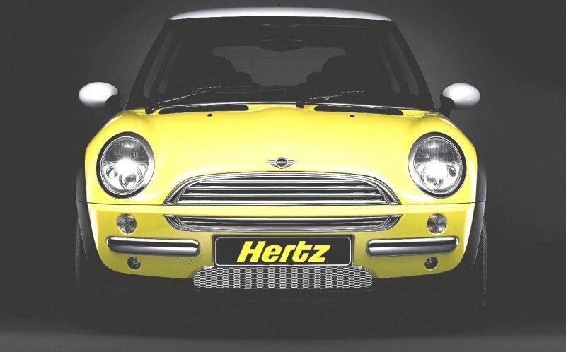 Hertz divide su negocio en dos compañías