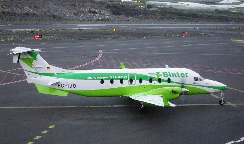 Anulan el ERE presentado por Binter Canarias en 2011