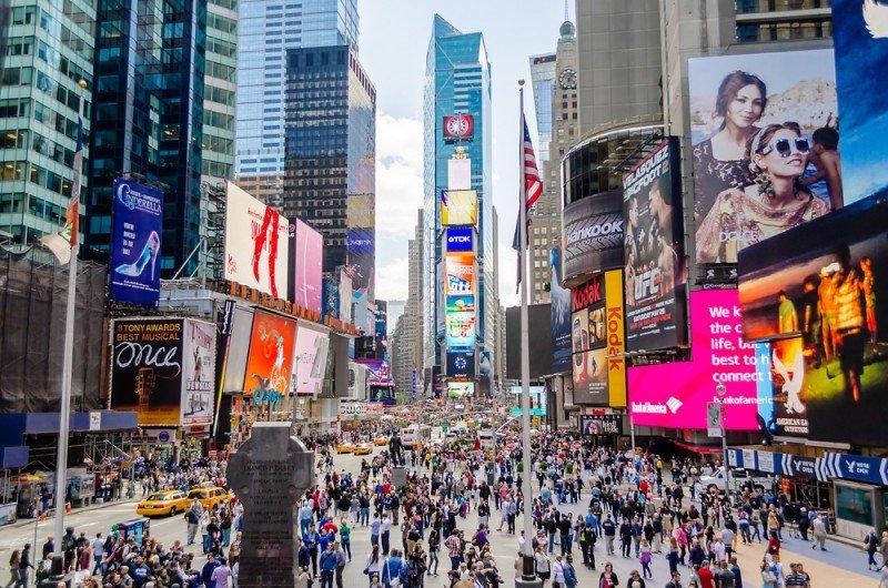 El futuro Innside Manhattan, con 313 habitaciones, se encuentra en la Calle 27-Oeste, a escasa distancia de Times Square. #shu# / Marco Rubino.