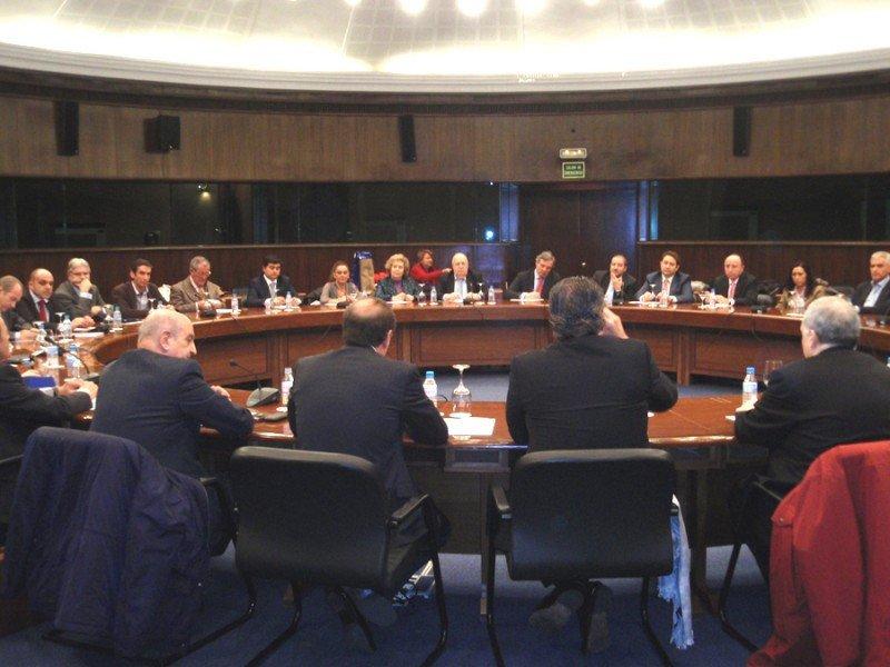 Comité ejecutivo de CEAV, celebrado este miércoles 19 de marzo.