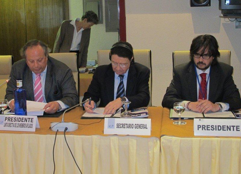 Talef Rifai, secretario general de la OMT, presidió la presentación del estudio.