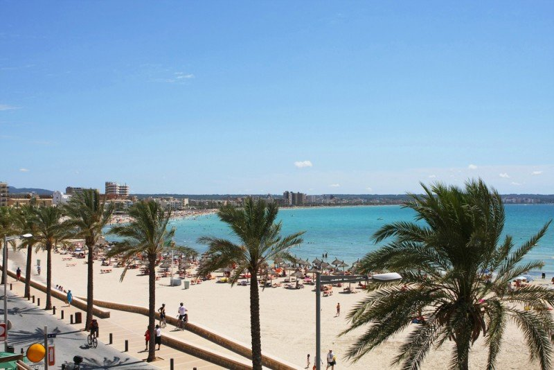 Mallorca tiene muy buenas perspectivas. #shu#.