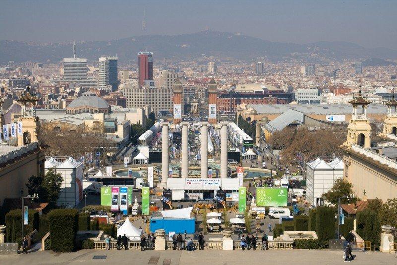 Barcelona se ha convertido en la sede de grandes eventos internacionales. #shu#