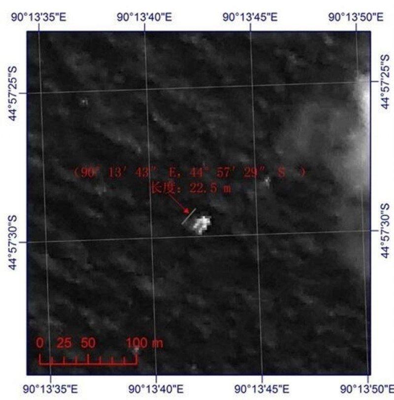 Malaysian Airlines: satélites franceses detectan 'posibles restos' del avión desaparecido