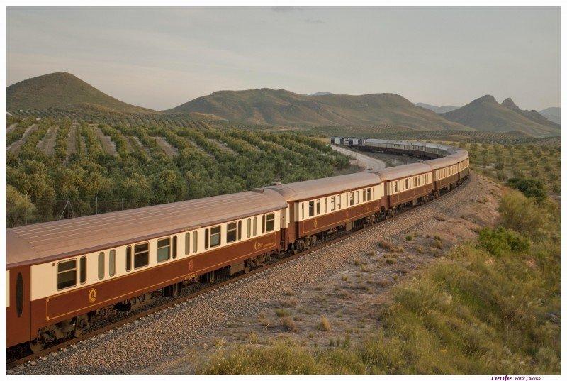 Tren Al Andalus.