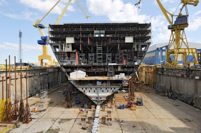 El lanzamiento está pendiente de la construcción de los dos primeros barcos.