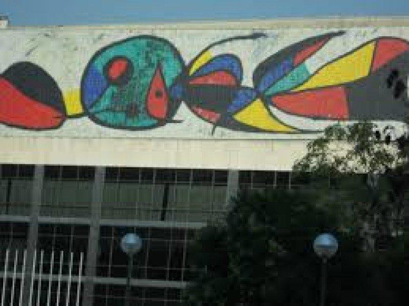 Palacio de Congresos y Exposiciones de Madrid.