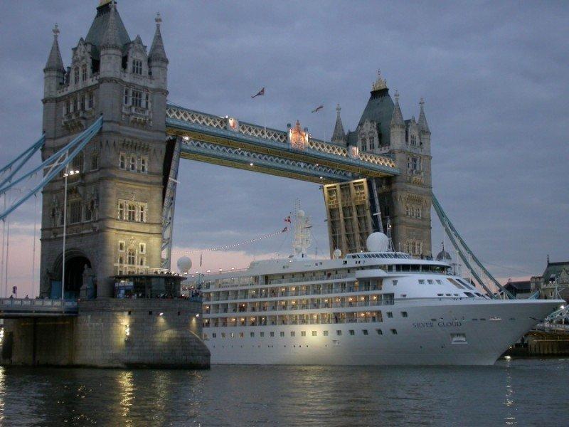El Reino Unido registra un nuevo record de pasajeros de cruceros en 2013