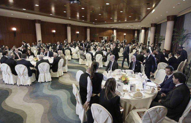 La celebración fue en el hotel Grupotel Valparaíso Palace. Foto: MM, Diario de Mallorca.