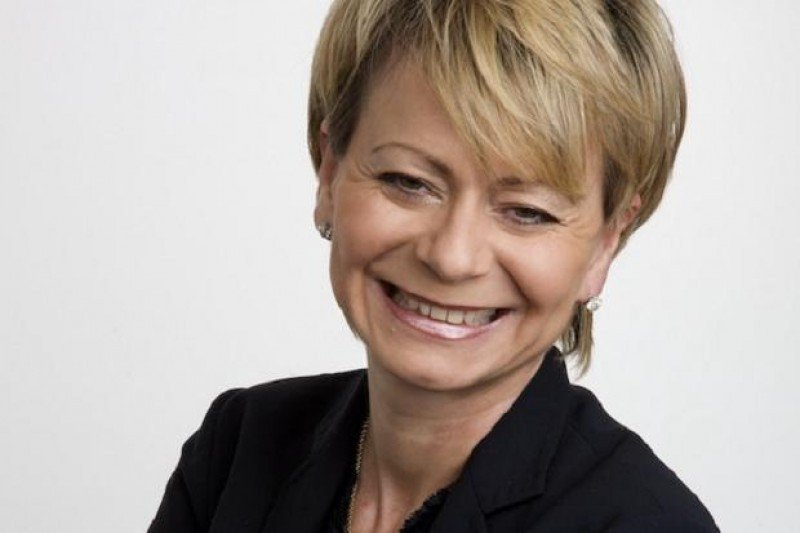 La CEO de Thomas Cook, Harriet Green.