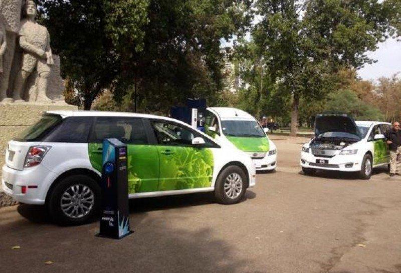 Podrán circular hasta 29 taxis eléctricos.