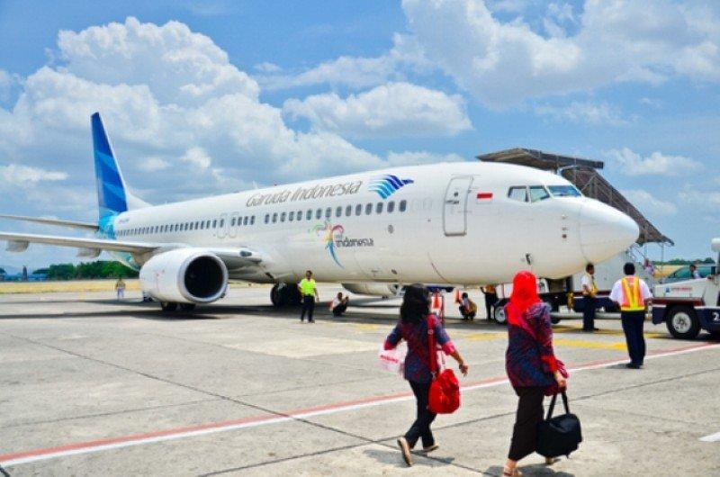 Garuda Indonesia vuela a 64 destinos en 12 países. #shu#
