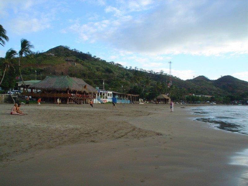 San Juan del Sur.