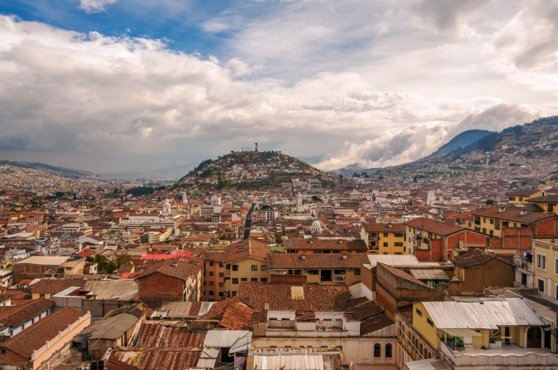Quito, Ecuador. #shu#