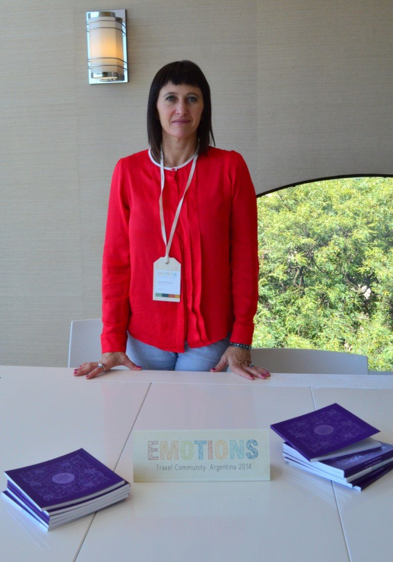 Agustina Trucco, directora The Best Boutique Hotels.