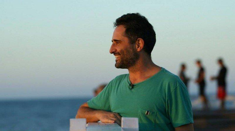 Jorge Drexler en Brasil. Foto: Embratur.