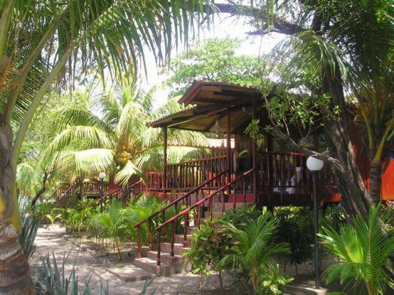 Hostel en la península de Cosigüina, Nicaragua.