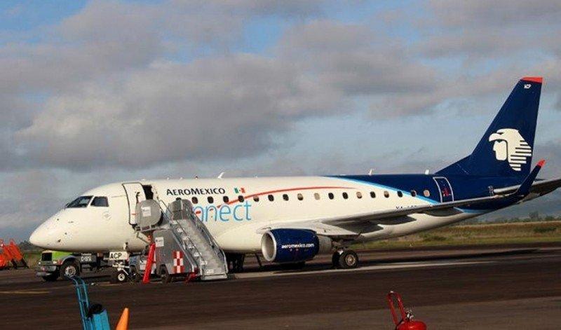 Aeroméxico y WestJet firman alianza de conexiones.