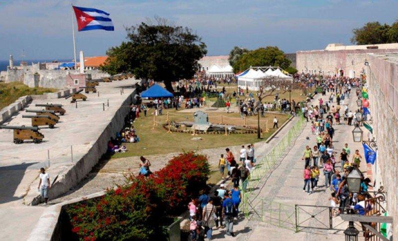 La feria regresa al Parque Histórico Morro-Cabaña.