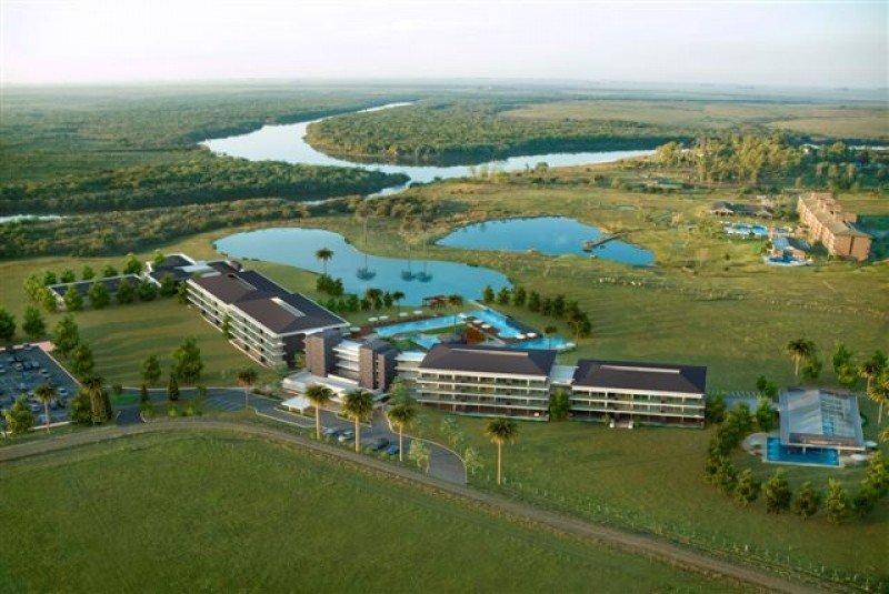 El nuevo resort termal Altos del Arapey.