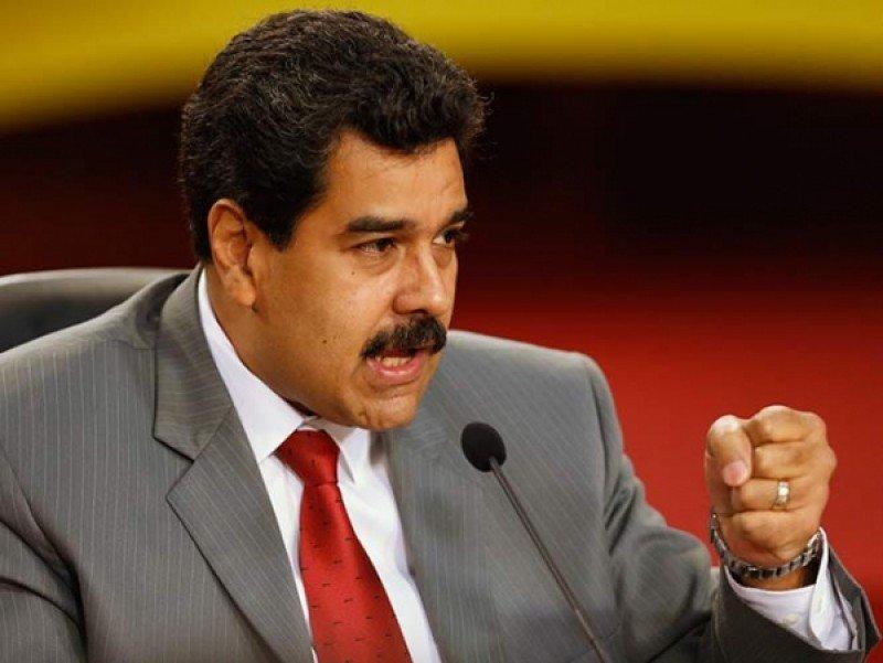 Nicolás Maduro lanzó fuerte advertencia a las compañías aéreas.