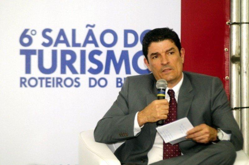 Vinicius Nobre Lages, nuevo ministro de Turismo de Brasil desde este lunes.