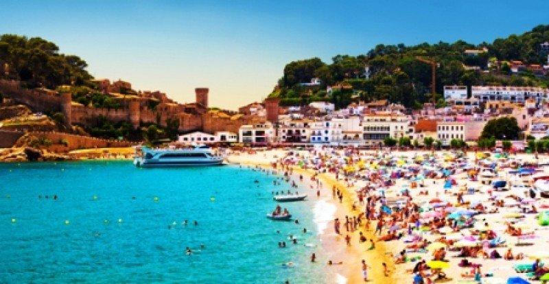 Hoteles en los destinos de sol y playa muestran buen desempeño en España. #shu#