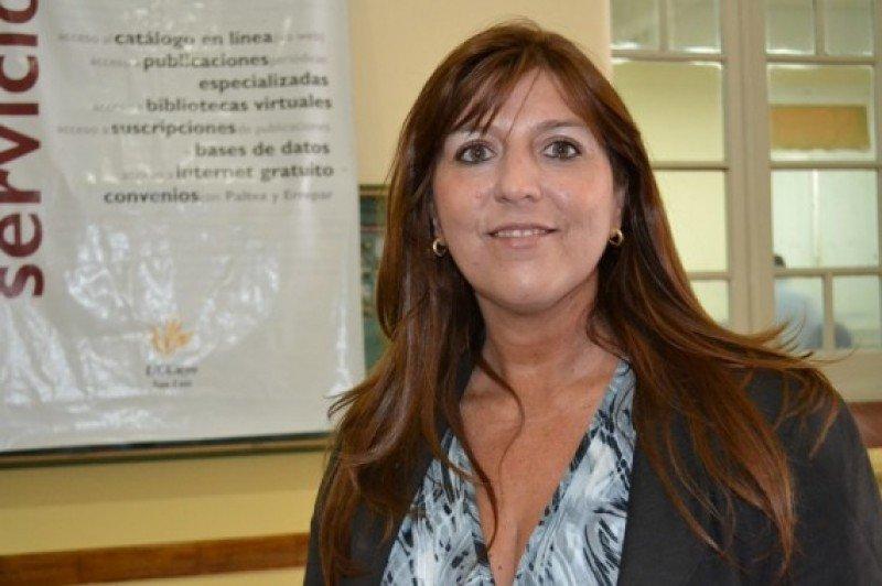Verónica Llambrich, nueva directora nacional de Calidad del Ministerio de Turismo de Argentina. Foto: agencia San Luis