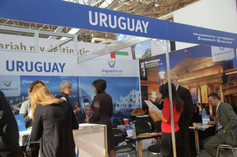 Este año Uruguay participa por segunda vez en la feria MITT de Moscú.