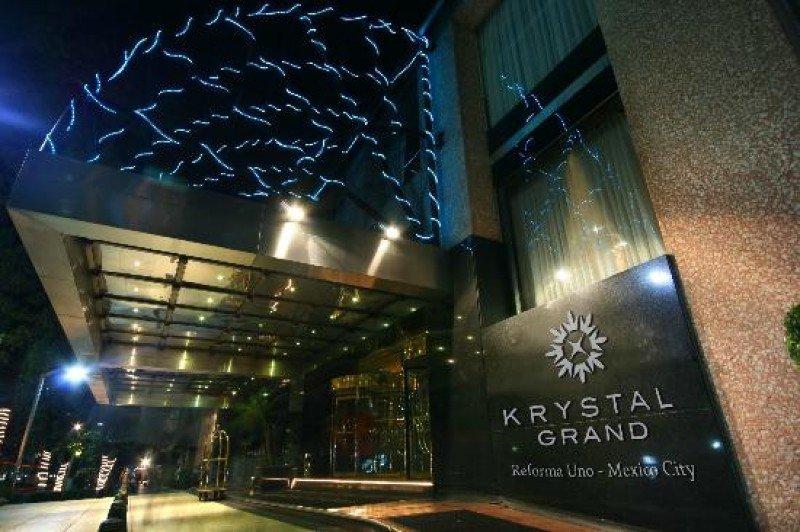 Krystal Grand Reforma Uno, en Ciudad de México.