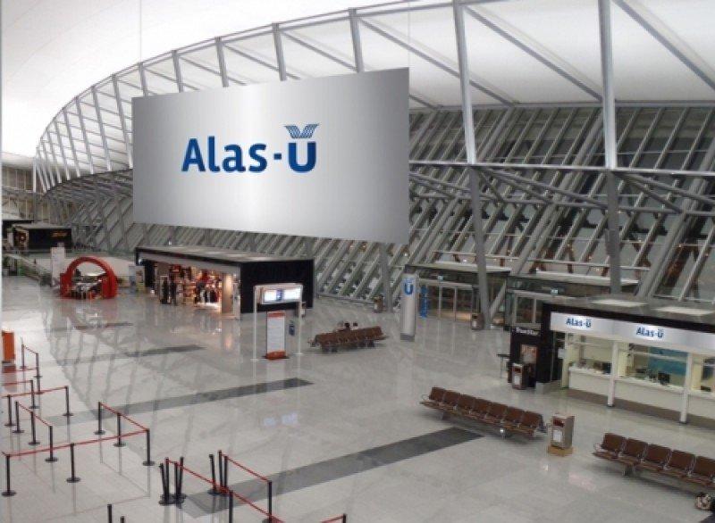 Aerolínea Alas-U espera comenzar vuelos regulares en noviembre