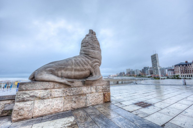Los destinos en el interior de la provincia de Buenos Aires, como Mar del Plata, son los preferidos. #shu#