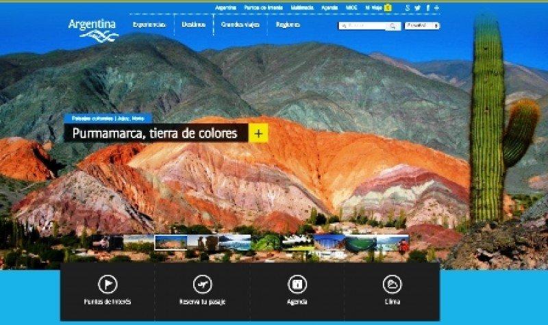 Argentina potencia su oferta turística online y móvil