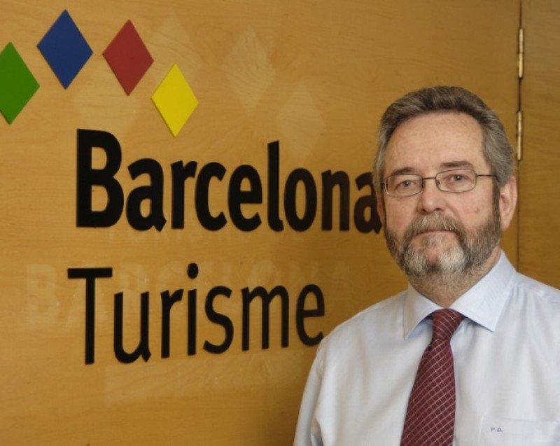 Pere Duran dirige el consorcio Turisme de Barcelona, entidad participada por el Ayuntamiento y la Cámara de Comercio.
