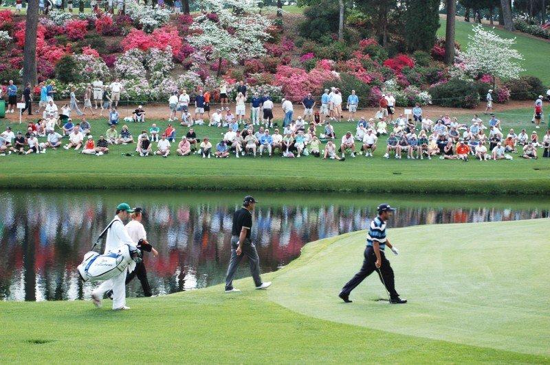 Numerosos clientes habían comprado viajes para el Masters de Augusta. #shu#.