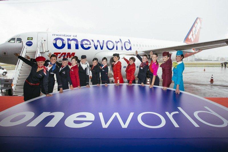 US Airways y TAM suman 100 nuevos destinos y 120 millones de clientes a oneworld