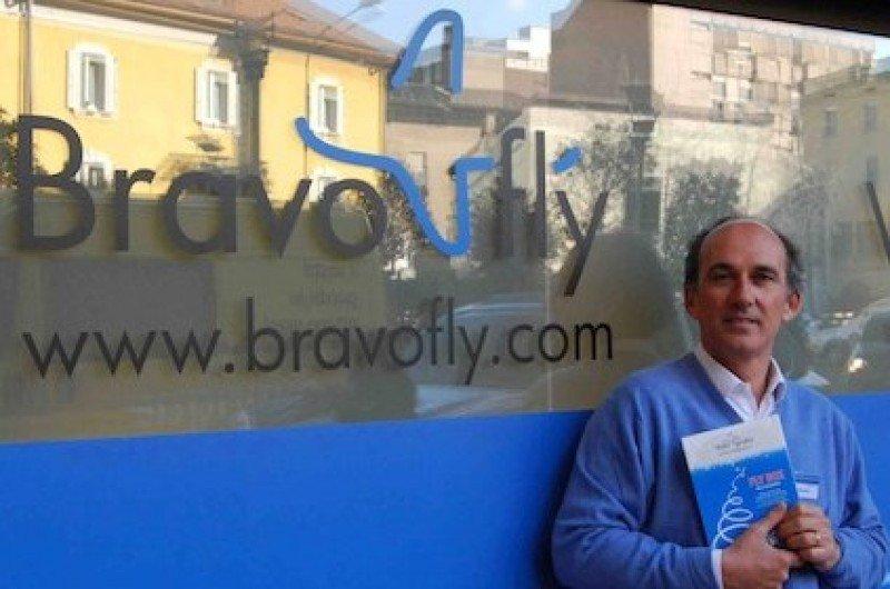 El presidente de Bravofly Rumbo Group, Fabio Cannavale.