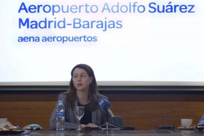 Elena Mayoral, directora del Aeropuerto de Madrid-Barajas, ha destacado la fuerte apuesta que están haciendo las aerolíneas por Madrid.