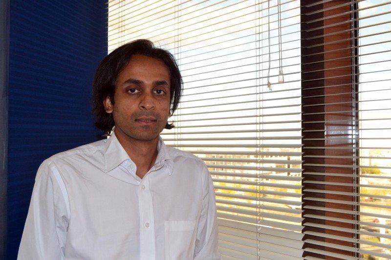 Naren Shaam, CEO y fundador de GoEuro.