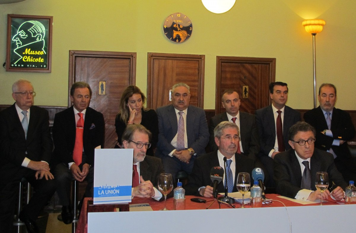 La Unión empresarial por la promoción turística de Madrid se presentó oficialmente ayer.