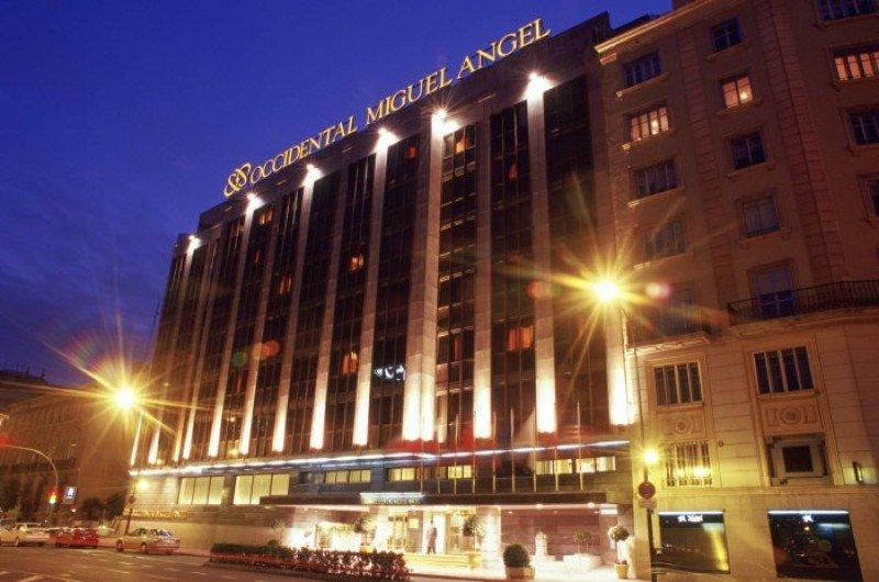 El Hotel Miguel Angel necesita una reforma de sus instalaciones valorada en unos 30 millones de euros.