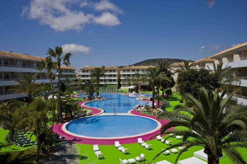 Cursach Hotels abrirá el B-Hotel en Magaluf en 2015