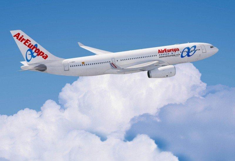 Air Europa unirá Madrid con Santiago de Chile vía su hub en Brasil