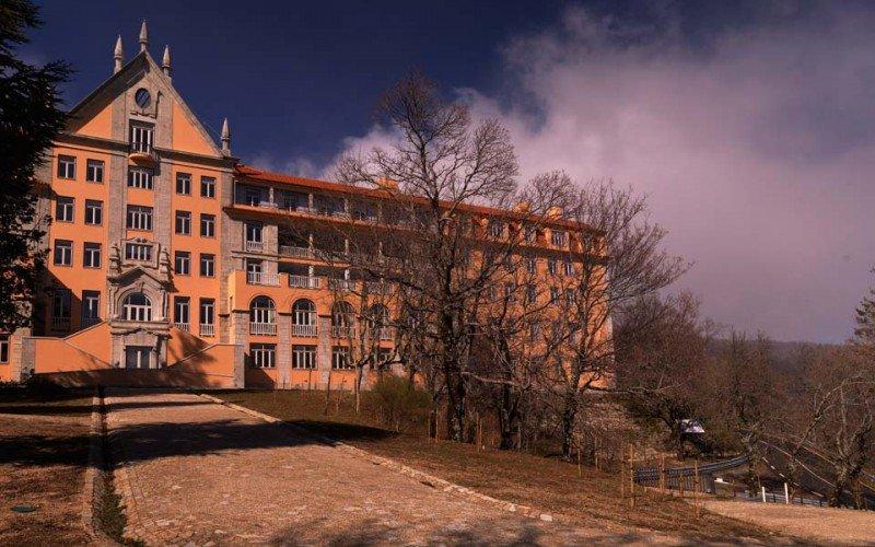 La Pousada de Serra da Estrela recupera un edificio muy valorado por los habitantes de la región.