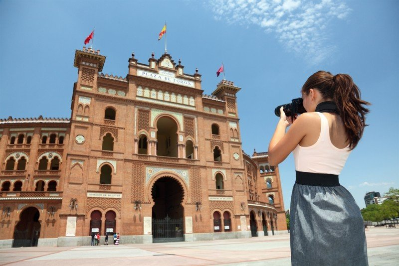 El turismo registró un fuerte desplome en 2013 en la Comunidad de Madrid. #shu#