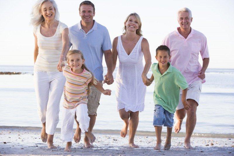 Familias completas realizan viajes de lujo. #shu#.