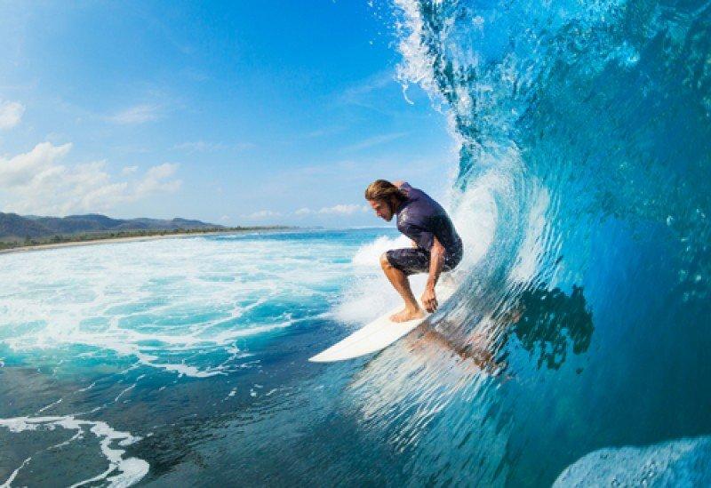 El turismo de surf crece de manera sostenida un 5% anual a nivel global. #shu#