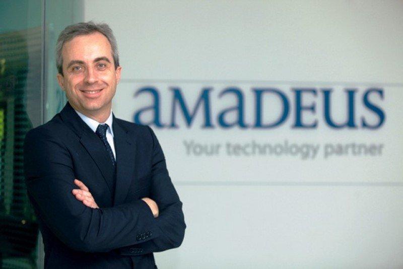 Paulo Rezende, nuevo director comercial para OTAs de Amadeus.