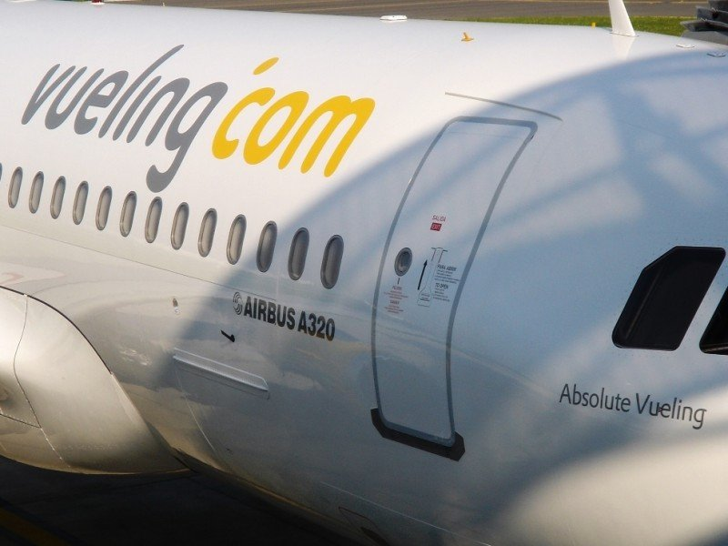 Vueling, primera aerolínea europea en ofrecer Wi-Fi de alta velocidad a bordo