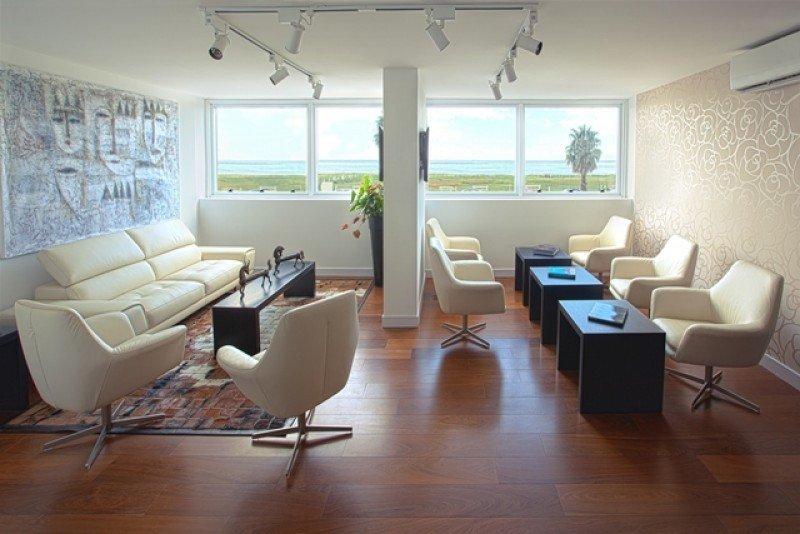 El hotel Mercure Punta Carretas: una inversión de US$ 6 millones en la rambla de Montevideo.
